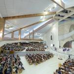 Alteração das atividades no Santuário durante a Semana Santa