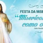Festa da Divina Misericórdia no Santuário do Pai das Misericórdias