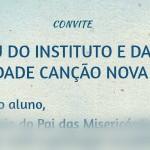 Jubileu do Instituto e da Faculdade Canção Nova