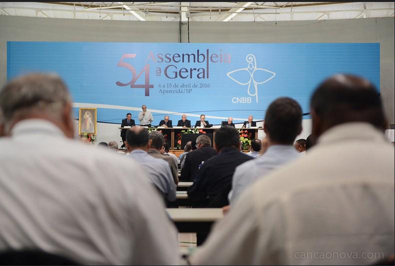 54ª Assembleia Geral da CNBB, Aparecida (SP)