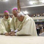 Santuário do Pai das Misericórdias completa 4 anos de dedicação
