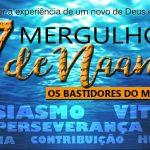 Campanha de Oração 7 mergulhos de Naamã