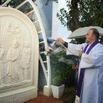 Inauguração dos novos espaços Oracionais do Santuário do Pai das Misericórdias