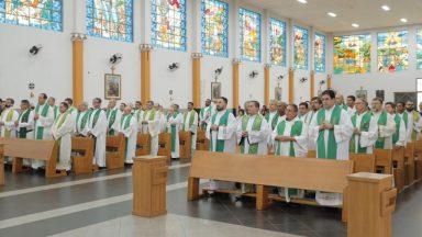 Reitores de Santuários de todo o Brasil se reúnem em Trindade-GO