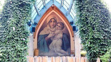 Nossa Senhora Três Vezes Admirável de Schoenstatt