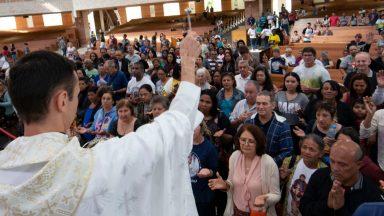 Santuário promove Missa para os enfermos