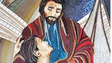 Momento com o Pai das Misericórdias