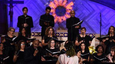 Santuário do Pai das Misericórdias apresentou Cantata de Natal