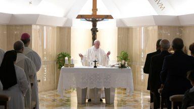 Interpretar a Palavra de Deus com docilidade, sem soberba, pede Papa