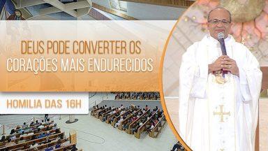 Deus pode converter os corações mais endurecidos - Padre Edimilson Lopes (21/05/2020)