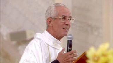 Jesus está vivo ao lado do Pai - Padre Vagner Baia (21/05/2020)