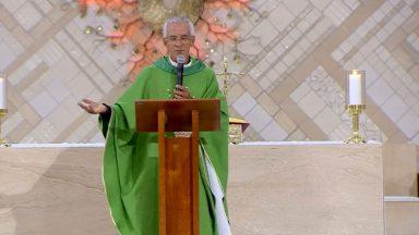 Amar somente a Jesus  - Padre Vagner Baia  (15/06/2020)