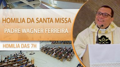 Homilia da Santa missa - Padre Wagner Ferreira (29/09/2020)