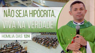 Não seja hipócrita, viva na verdade - Elenildo Pereira (16/10/2020)