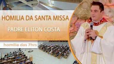 Homilia da Santa Missa - Padre Eliton Costa  (02/10/2020)