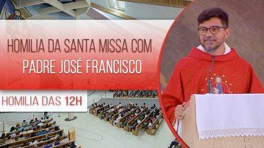 Homilia de Santa Missa - Padre José Francisco (17/10/2020)