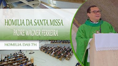 Homilia da Santa Missa - Padre Wagner Ferreira (22/01/2021)