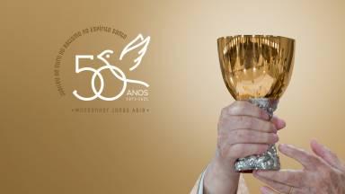 Jubileu de Ouro do Batismo no Espírito Santo de Monsenhor Jonas