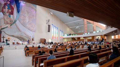 Começa ano jubilar do Batismo no Espírito Santo de Monsenhor Jonas