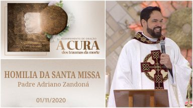 Homilia da Santa Missa - Padre Adriano Zandoná (01/11/2020)