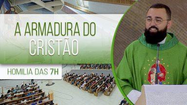 A armadura do cristão - Padre Edilberto Carvalho (29/10/2020)