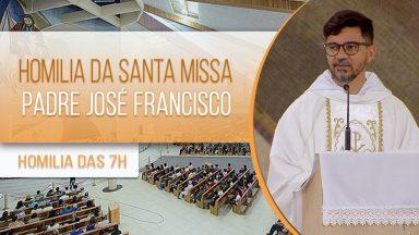 Homilia da Santa Missa - Padre Francisco  (04/11/2020)