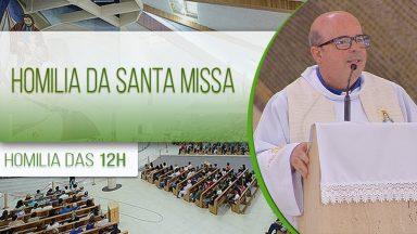 Homilia da Santa Missa - Padre Luiz Carlos (07/11/2020)
