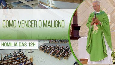 Como vencer o maligno - Padre Vagner Baia  (29/10/2020)