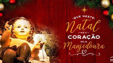 Missas de Natal no Santuário do Pai das Misericórdias