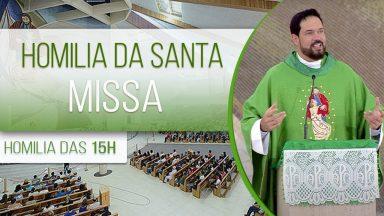 Homilia da Santa Missa - Padre Adriano Zandona (24/01/2021)