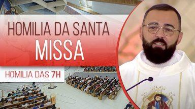 Homilia da Santa Missa - Padre Edilberto Carvalho (25/01/2021)