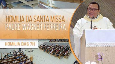Homilia da Santa Missa - Padre Wagner Ferreira (19/01/2021)