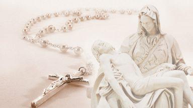 Terço Mariano continua no Santuário do Pai das Misericórdias