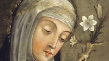 Catarina de Senna mantinha uma profunda comunhão com Deus Pai