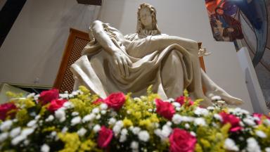 Virgem Maria, a Mãe da Misericórdia
