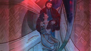 Testemunho: O Pai das Misericórdias me puxou e me levantou!