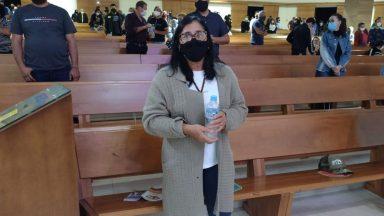 Senhora de MG testemunha cura da Covid após rezar ao Pai das Misericórdias