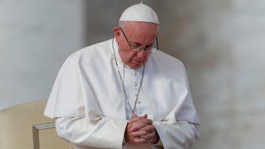 Neste sábado inicia maratona de oração convocada pelo Papa