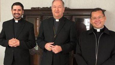 Canção Nova celebrará ordenação de dois padres para a Igreja
