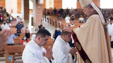 Falta um dia para a Ordenação Presbiteral na Canção Nova