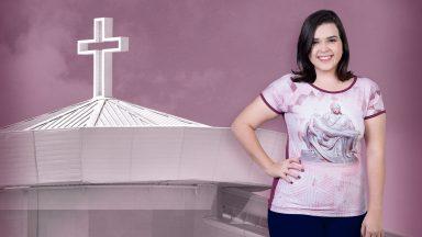 Lançamento: Blusa Nossa Senhora Pietá