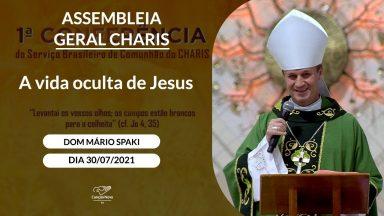 A vida oculta de Jesus - Dom Mário Spaki (30/07/2021