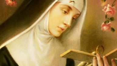 A intercessão de Santa Rita de Cássia