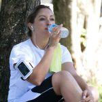 Hidratação durante atividade física