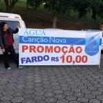 Mineradora Canção Nova realiza uma promoção especial