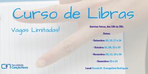 CURSO DE EXTENSÃO - LIBRAS (II/2015)