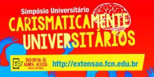 SIMPÓSIO UNIVERSITÁRIO: CARISMATICAMENTE UNIVERSITÁRIOS