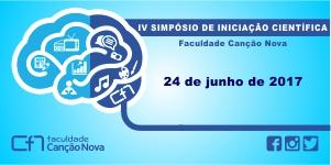 IV SIMPÓSIO DE INICIAÇÃO CIENTÍFICA
