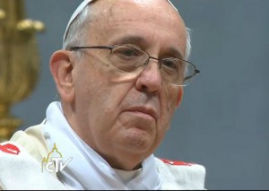 Vigília: Papa terá encontro com vítimas de máfias