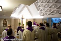 Papa fala do amor de Deus pela humanidade